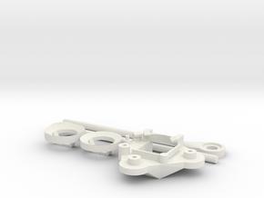 LED tool in White Natural Versatile Plastic