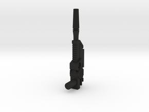 Classic Jazz lazer gun in Black Acrylic