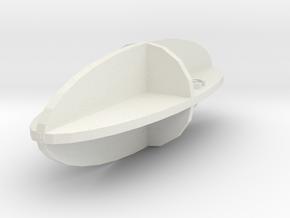UniPos in White Natural Versatile Plastic