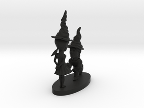 gnome in Black Strong & Flexible