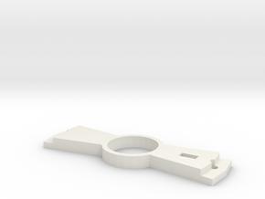 minkap in White Natural Versatile Plastic