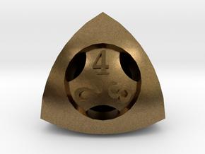 Overstuffed Die4 in Natural Bronze