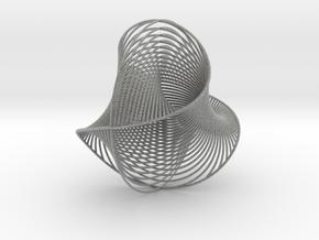 WaveBall in Metallic Plastic