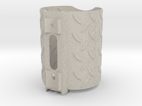 Bike botttle holder in Natural Sandstone