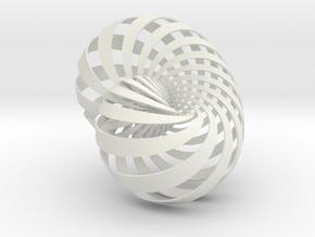 Lawson Klein in White Natural Versatile Plastic