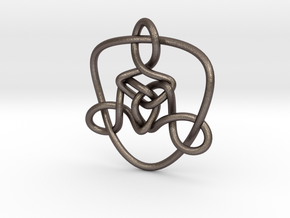 Celtic Knots 01 in Stainless Steel