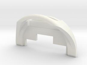 Koploper Koeievanger Schaal N in White Natural Versatile Plastic
