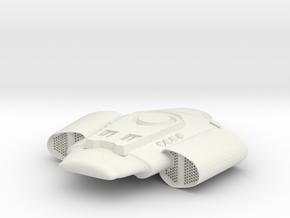 1:7000 Defiant in White Natural Versatile Plastic