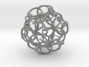 Complicated in Metallic Plastic