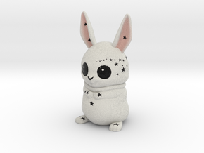 Costumizable Bowie the Bunny in Full Color Sandstone