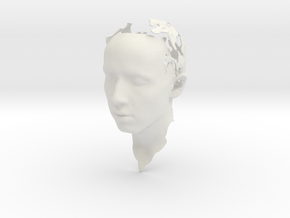 MyHead in White Natural Versatile Plastic