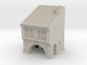 medieval house in Sandstone
