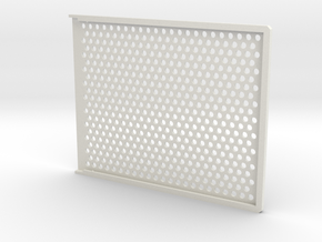 arduino enclosure top in White Natural Versatile Plastic