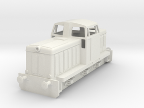 CSD 710 H0 Scale in White Strong & Flexible