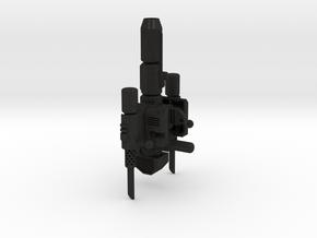 Classics Prime Smokestacks kit mk3 in Black Acrylic