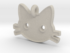 Sparkle Cat in Sandstone