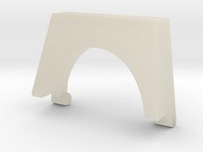 Phase 1 Macros in White Acrylic