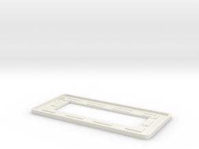 AT.Imaging.Holder.mk.3.1 in White Natural Versatile Plastic