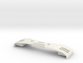 MAN_military bumper in White Strong & Flexible