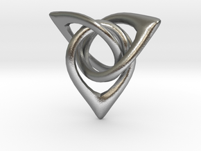 Triangle Loops in Natural Silver