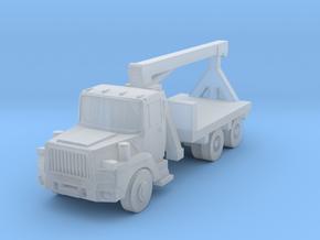 Mack Crane Truck - Z scale in Smooth Fine Detail Plastic