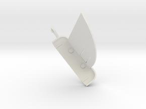 test4 in White Natural Versatile Plastic