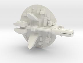 Sniper Drone in White Natural Versatile Plastic