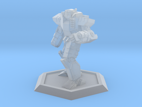 Mecha- Odyssey- Achilles Pose 2 (1/500th) in Smooth Fine Detail Plastic