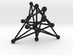 003: Generalized Quadrangle of order 2 in Black Strong & Flexible