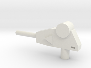 Sunlink - Tunes v1 Gun in White Strong & Flexible