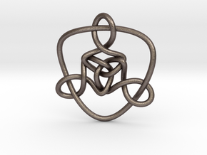 Celtic Knots 01 (small) in Stainless Steel