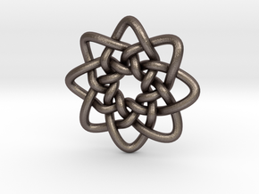 Celtic Knots 05 (small) in Stainless Steel