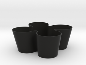 pot.on.top in Black Strong & Flexible
