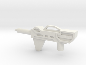 Sunlink - Glass Gun in White Natural Versatile Plastic