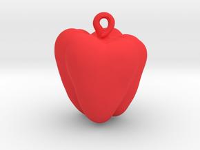 Papryka in Red Processed Versatile Plastic