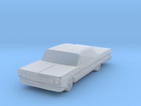 1964 Impala - Z scale in Smooth Fine Detail Plastic