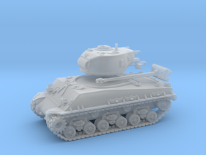 SHERMAN M4A3e8 (N scale) in Smoothest Fine Detail Plastic