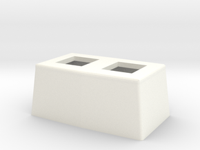 Scotts Kilt (tbn) in White Processed Versatile Plastic