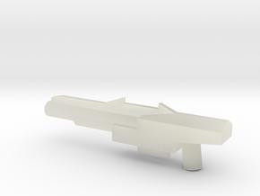 Kaatin Rifle in Transparent Acrylic