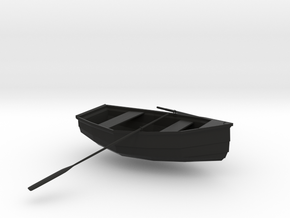 Rowboat in Black Strong & Flexible