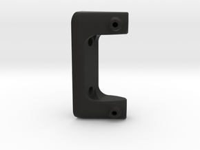 Crashbar Holder JABBER 2010.2 in Black Strong & Flexible