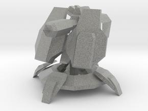 automated turret in Metallic Plastic