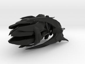 Star Battle Carrier in Black Strong & Flexible