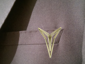 SuitStar YOUNIVERSAL, Accessoire in 18k Gold Plated