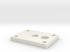 cache diode laser in White Natural Versatile Plastic