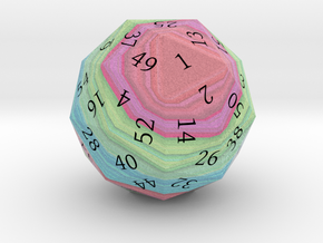 Pastel RGB d60 in Full Color Sandstone