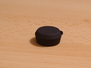 Grip-Switch v2 Guitar Knob in Black Natural Versatile Plastic