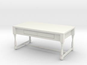 Table in White Strong & Flexible