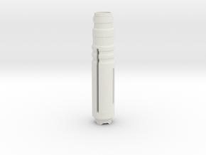 sonicsept in White Natural Versatile Plastic