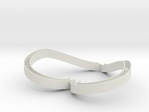 miniNL Loveslide(1:50) in White Strong & Flexible